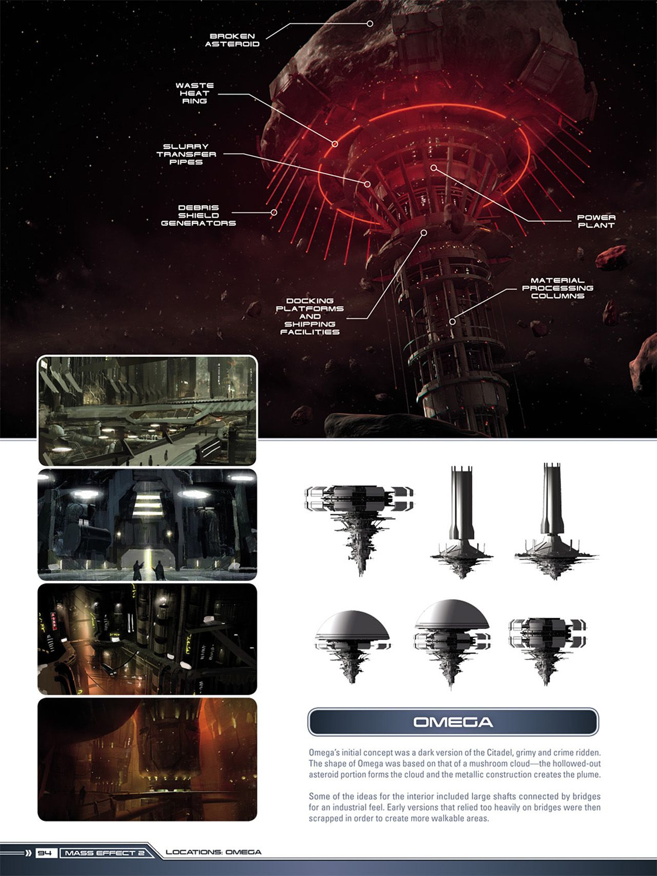The Art of Mass Effect Universe   Mass Effect   Mass effect