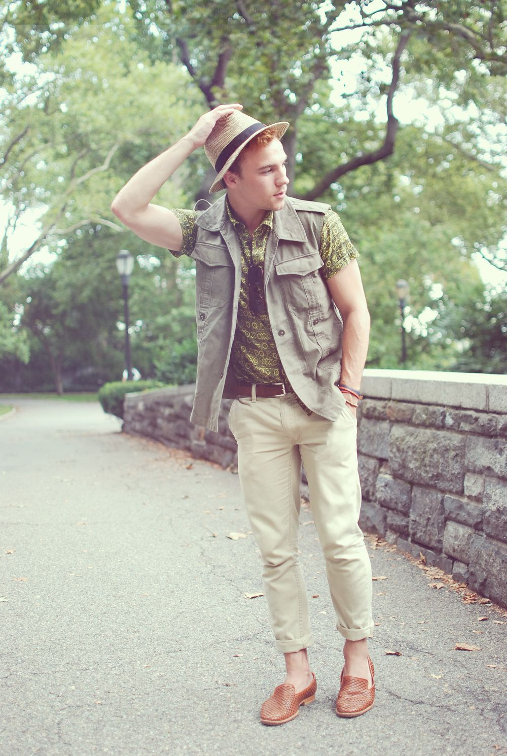 Blogger Justin Livingston of Scout Sixteen | Picnic ...