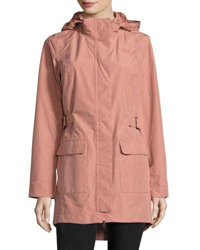 6e0996e48 Tomales Bay Tweed DryVent™ Jacket Light Mahogany | *Neiman Marcus ...