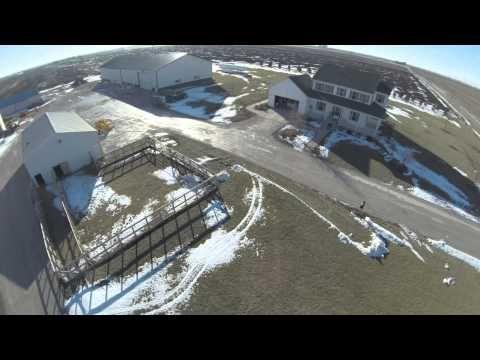 One of my first Flights with my DJI Phantom 2 UAS (Drone) I\u0027ve