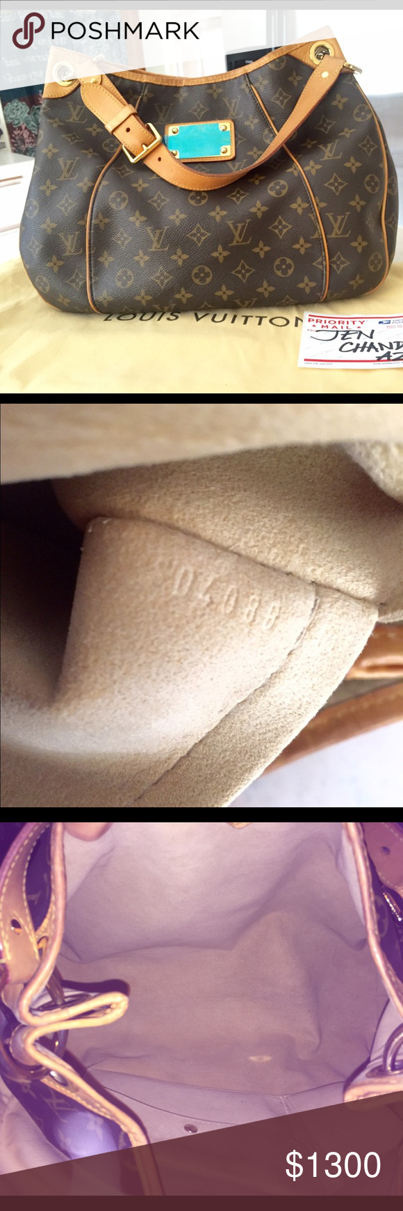 a84a04eca14 Authentic Galliera PM Louis Vuitton Monogram Date code SD 4088 Made ...