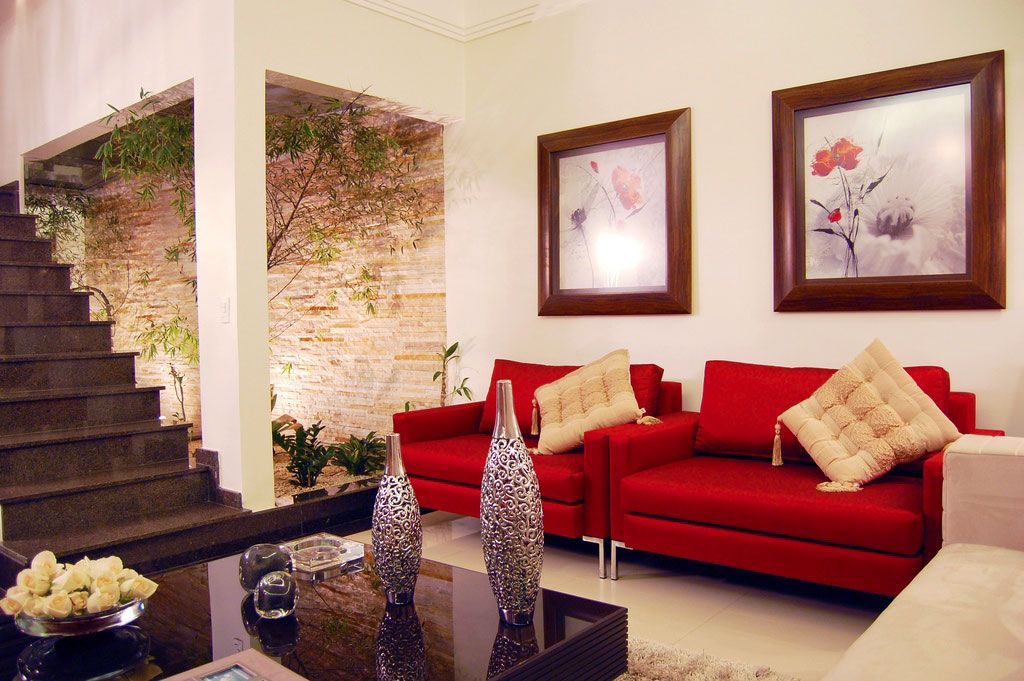 Living Room Decor With Red Sofa living rooms with red sofas pertaining to the house - creditrestore