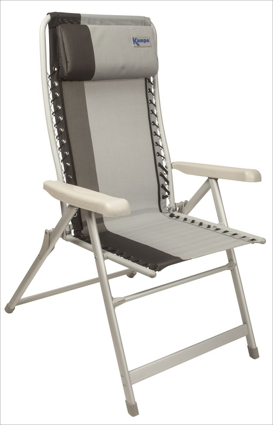 Kampa Amalfi Lounge Chair: A very strong and extremely