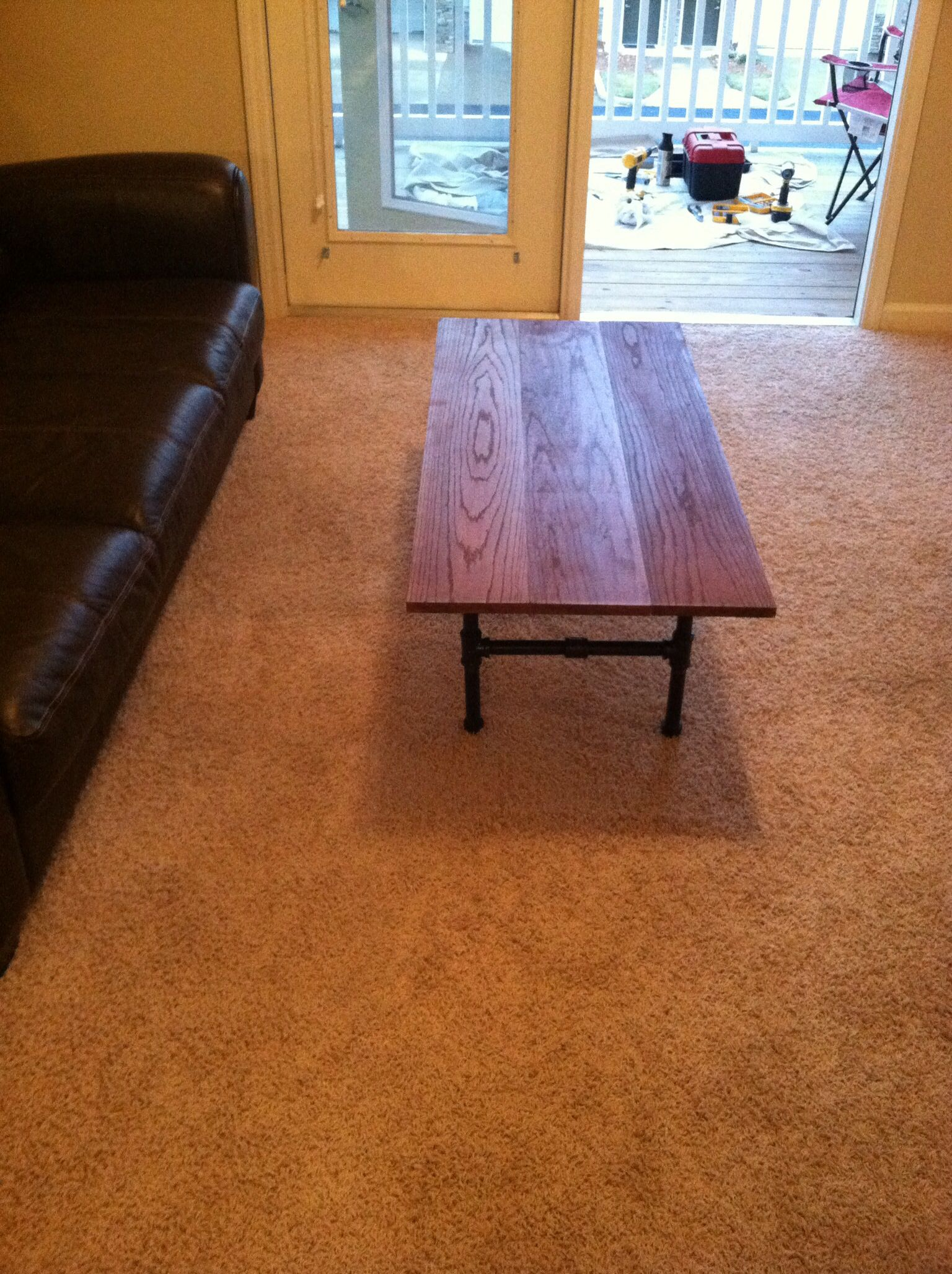 Manly Diy Coffee Table Stuff Pinterest Diy Coffee Table House - Manly coffee table