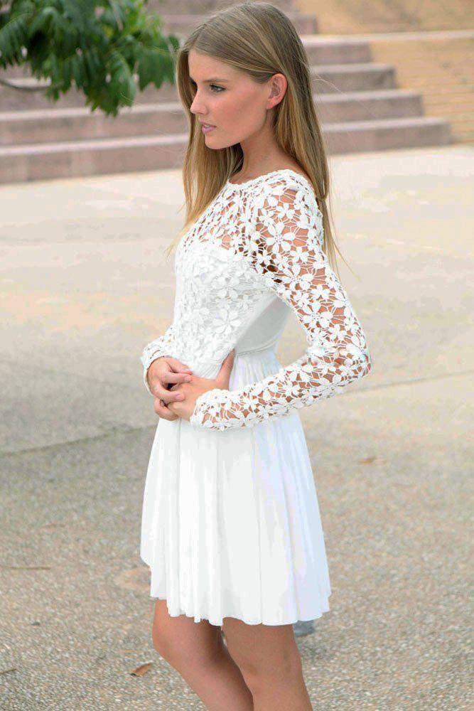 Robes Patineuses Innocent Blanc Brode Robe De Princesse – Modebuy.com e3e45f694
