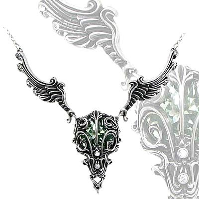 Caput Aves Necklace