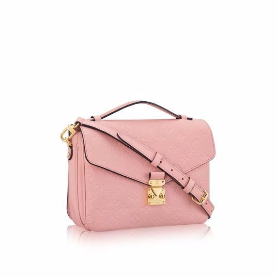 special section hot products new arrive Louis Vuitton Rose Poudre Pochette Metis Bag | Bags in 2019 ...