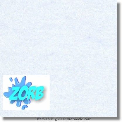 ZORB - Super absorbent cloth - White 30