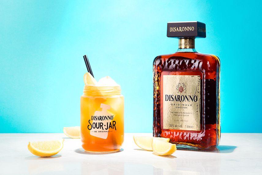 Disaronno - Sour Jar - Campagnebeeld | Photography - Food