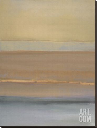 Quiet Light II Stretched Canvas Print by Nancy Ortenstone at Art.com