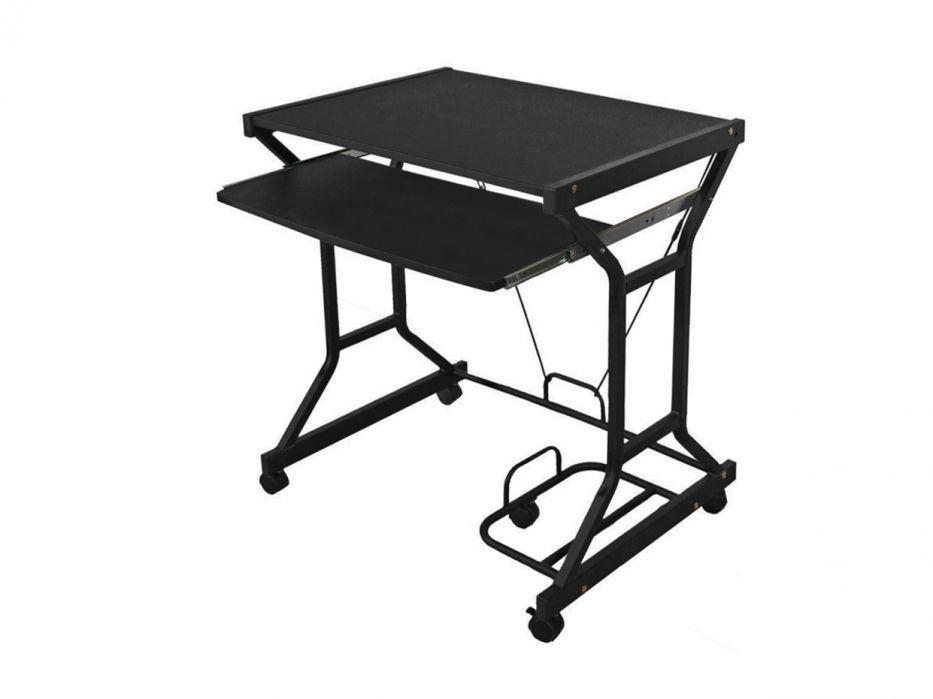 DENA Datorbord Svart i gruppen Inomhus / Kontor / Skrivbord hos Furniturebox (100-35-61828)