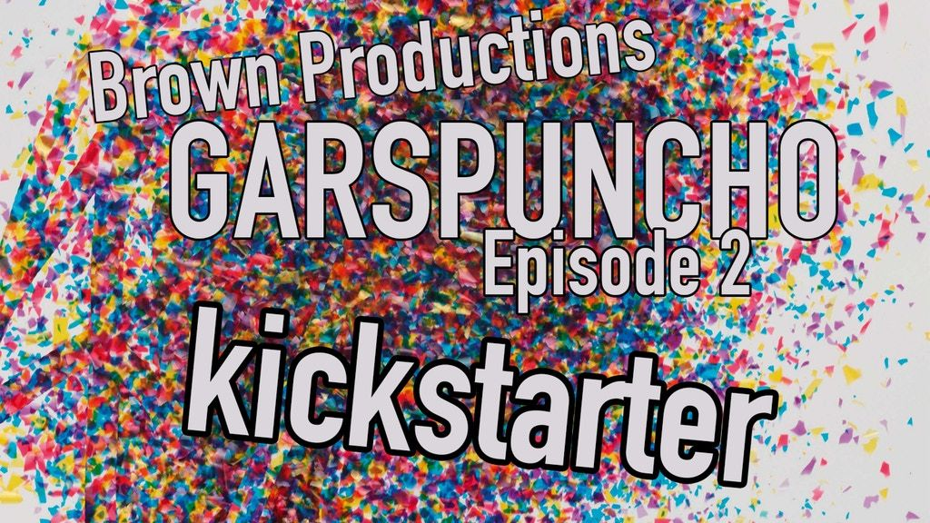 Garspuncho episode 2 Animated Comedy Short Comedy