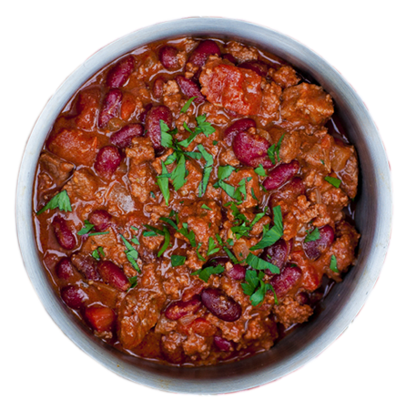 Future Of Food Minced Beef Recipes Comfort Food Slow Cooker Chilli