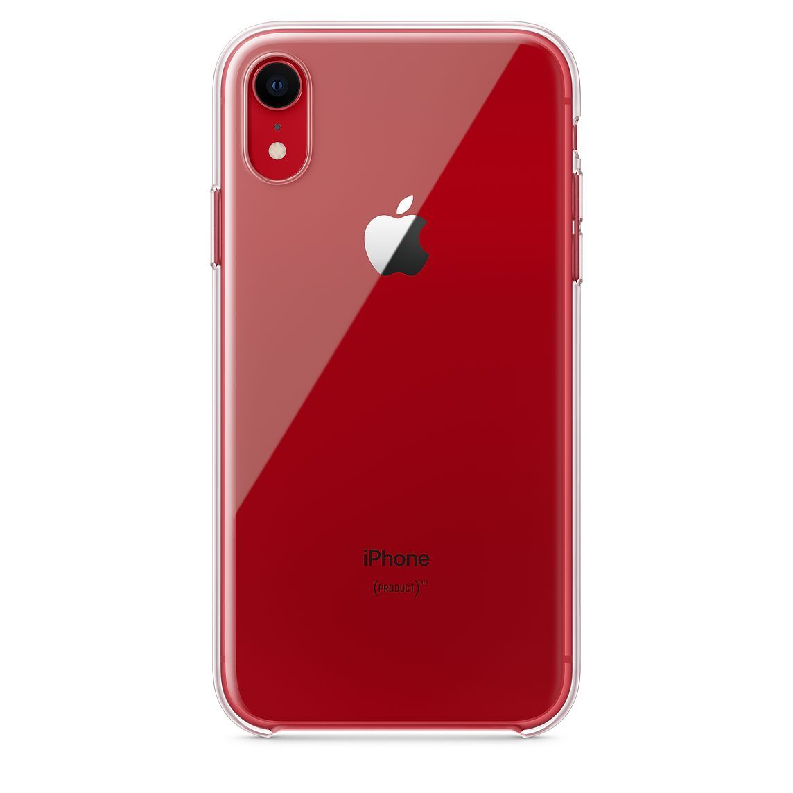 Apple finally releases clear case for phone xr with