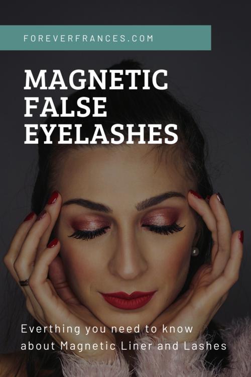 The 3 Best Magnetic False Eyelashes in 2020 | False lashes ...