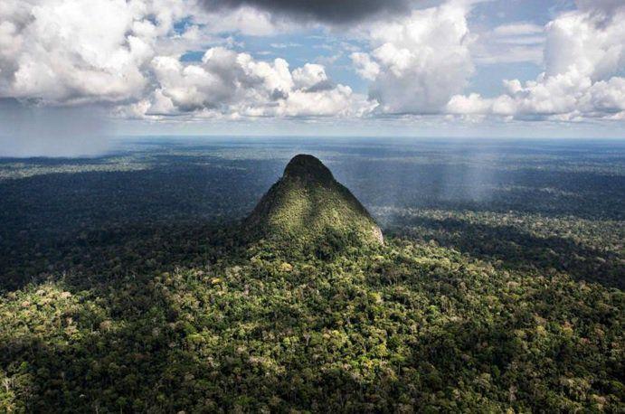 Parque Nacional Sierra del Divisor - Peru