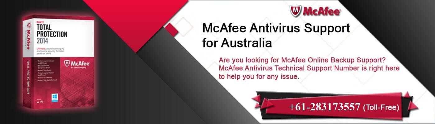 For any query related mcafee antivirus contact on mcafee