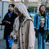 Los mejores looks en las calles de Milán Fashion Week.