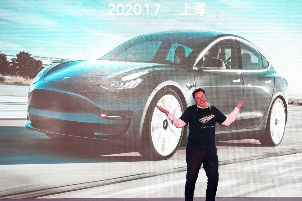 Tesla Ceo Elon Musk S Net Worth Has Skyrocketed Over 100 Billion In 2020 Tesla Shares Tesla Ceo Tesla