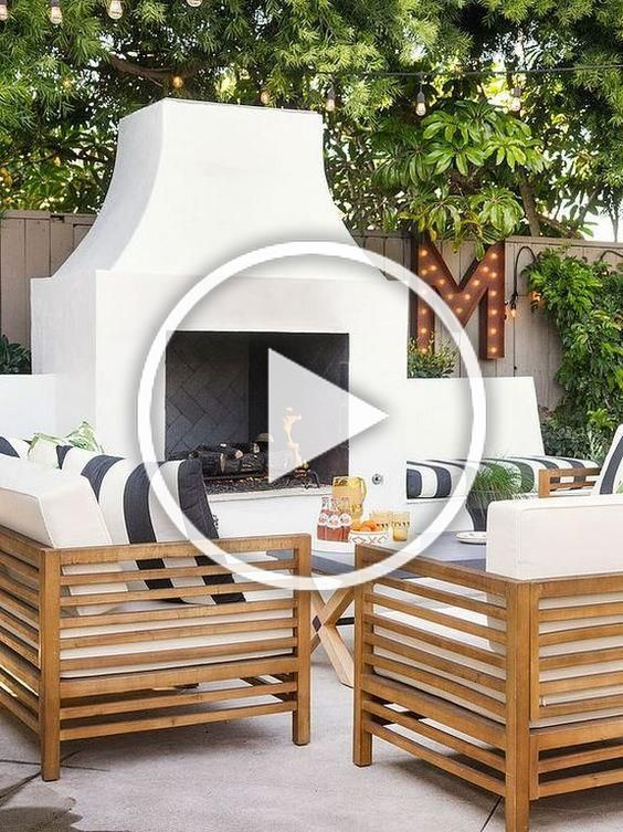 Outdoor: Check out these beautiful porch and patio ideas. With a laidback modern vibe, these patio d...