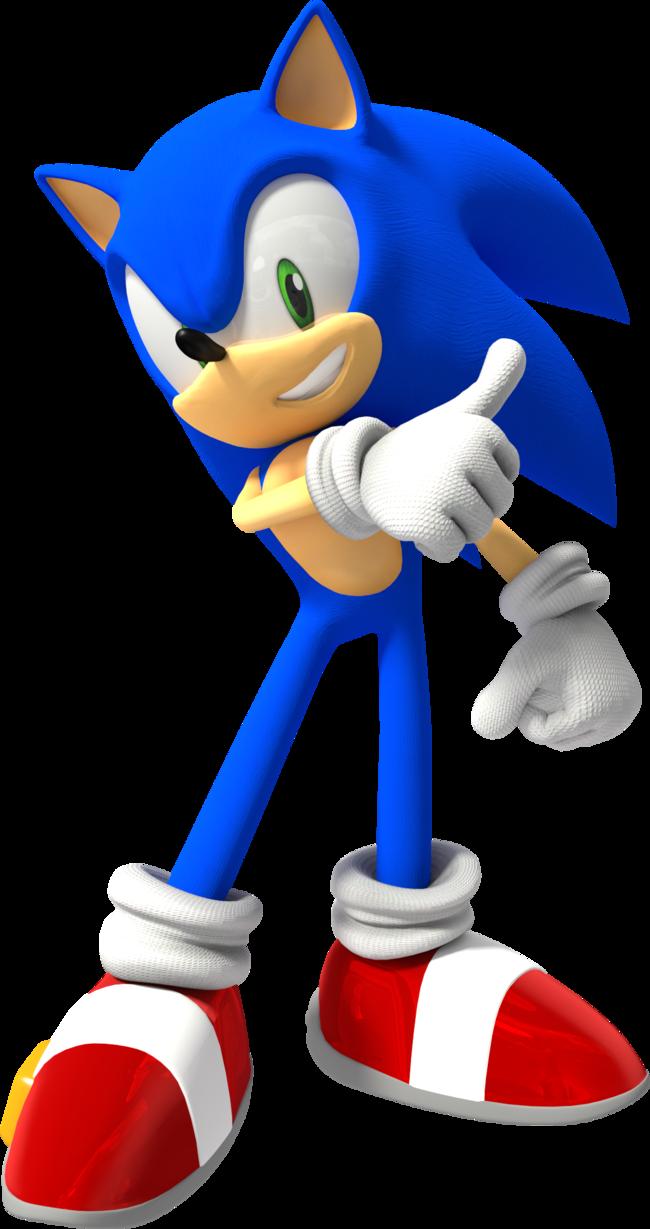 Sonic the Hedgehog (SSBB) (HD) by Jogita6 Sonic the