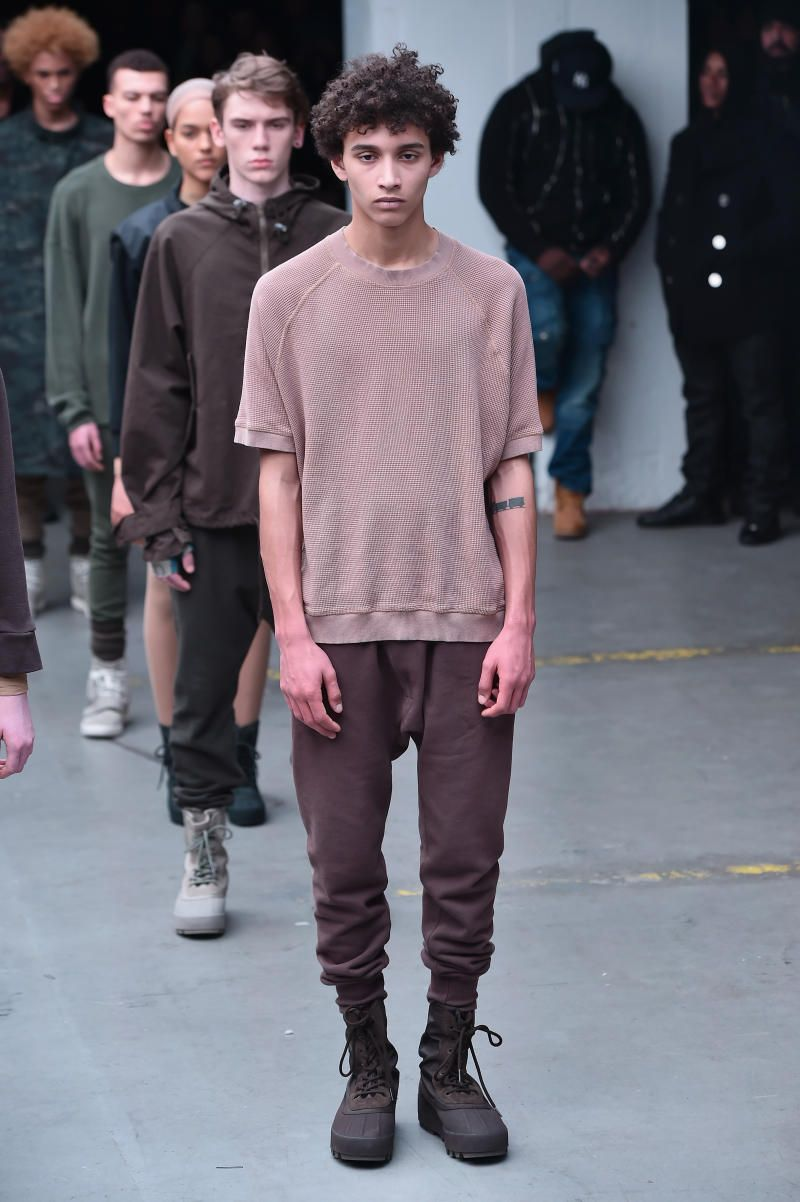 Here S The Entire Yeezy Season 1 Kanye West X Adidas Collection Yeezy Season 1 Kanye West Adidas Kanye Fashion