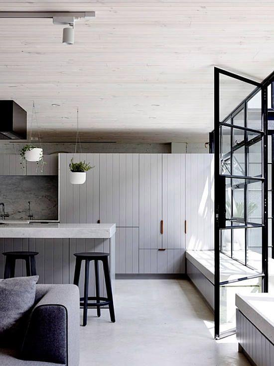 10 Beautiful Rooms Diseño ambiental, Estanterías y Cocinas