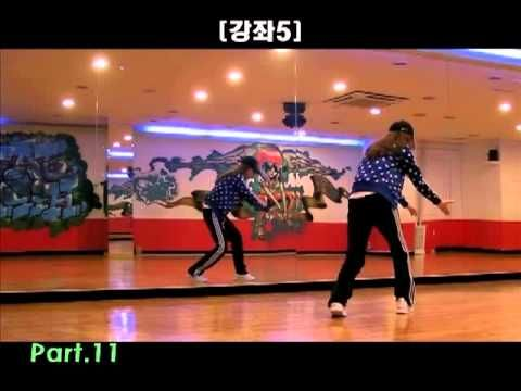 ▶ Dance Tutorial - Big Bang - Fantastic Baby - Parte5 - YouTube