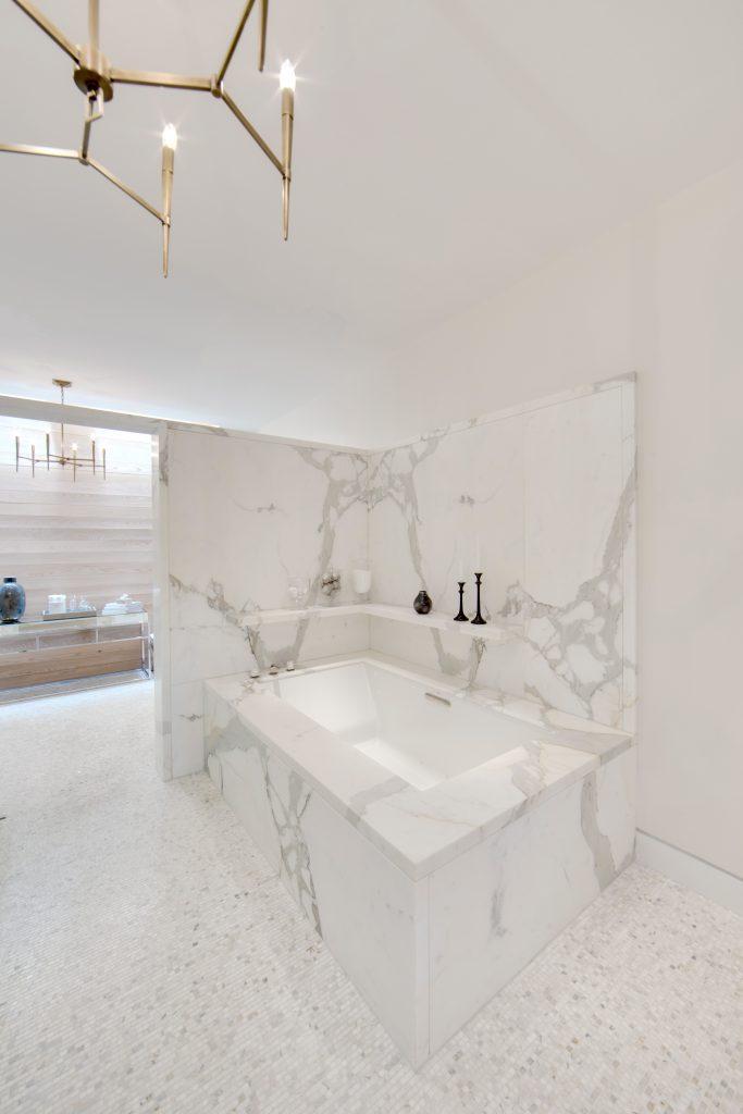Calacatta Gold Colosseo Marble Master Bathroom Aria Stone Gallery Calacatta Gold Marble Master Bathroom Calacatta