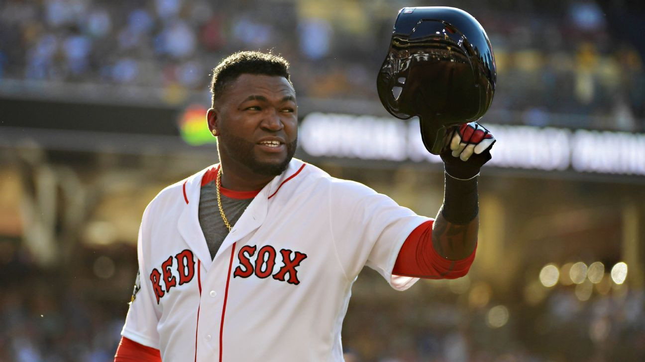 David Ortiz Wife Twins Family Age Height Weight Biography