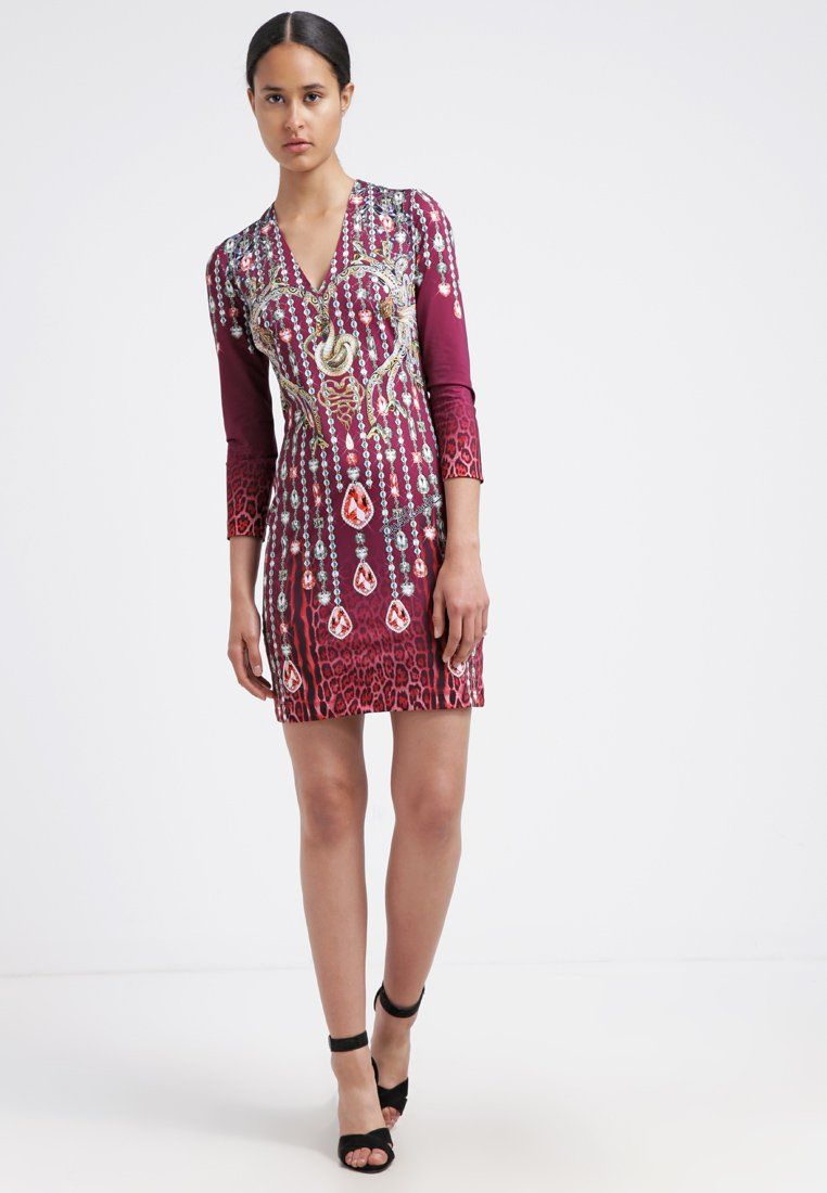 Robe bordeaux zalando