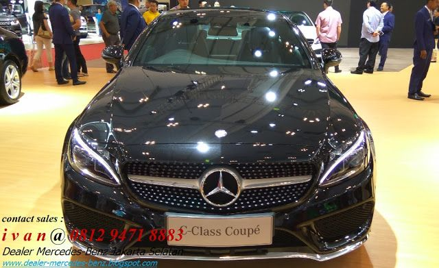 C300 Amg Line Coupe 2017 Dealer Mercedes Benz Coupe Benz Amg