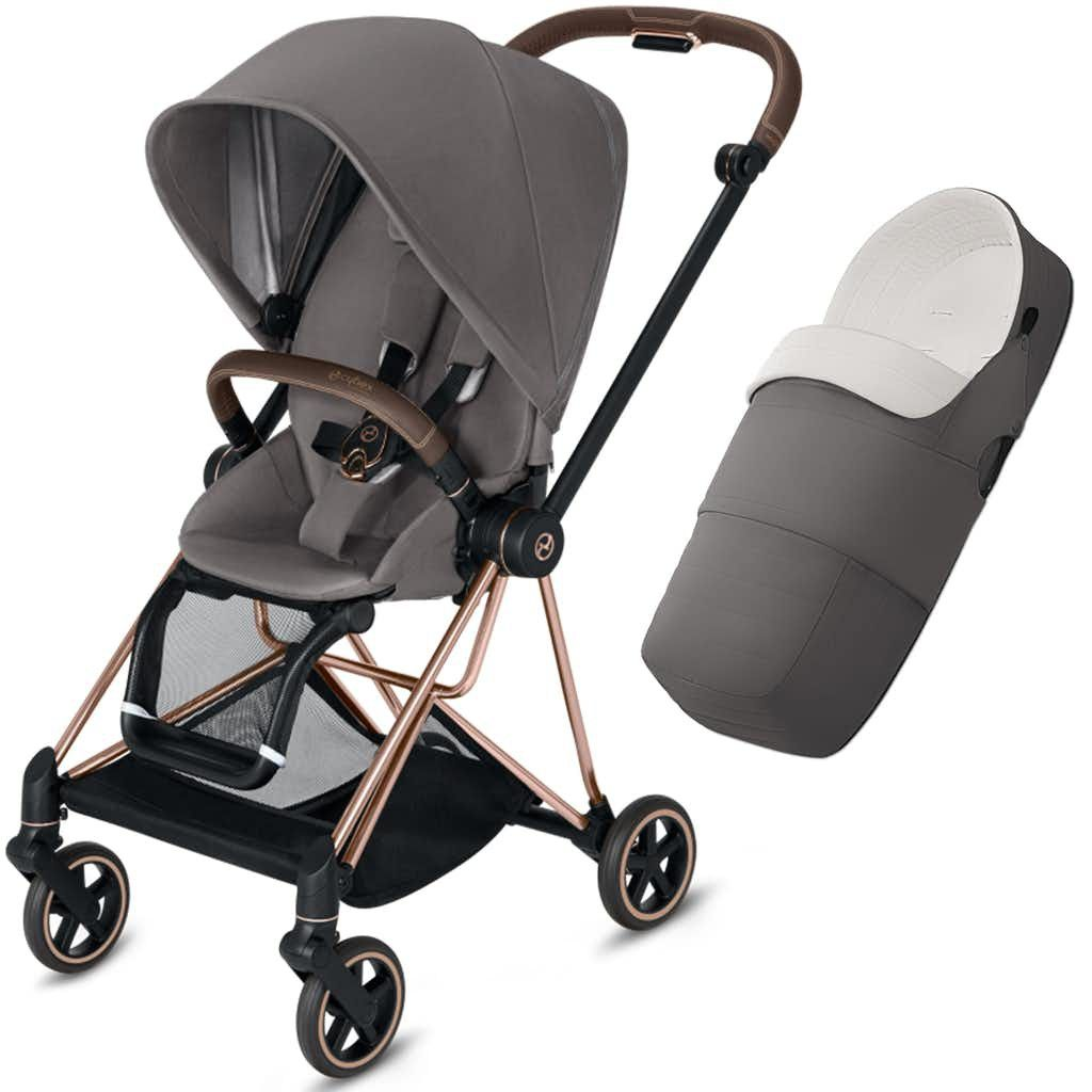 Cybex Kinderwagen Stiftung Warentest The Cybex Mios Stroller And Seat Pack Create The Ultimate