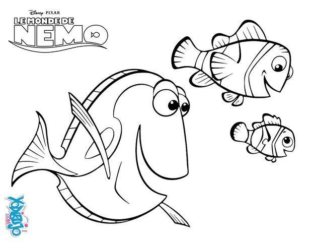 dibujo-para-colorear-los-peces-marlin-dory-y-nemo-dhm.jpg (620×480 ...