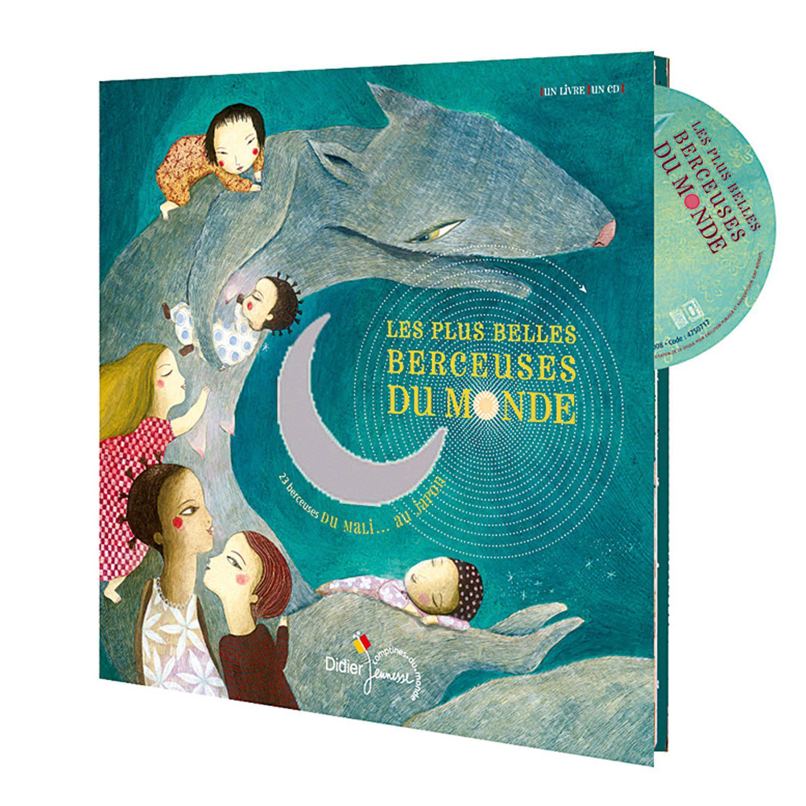 Les Plus Belles Berceuses du Monde, ou d'autres cd pour bébé