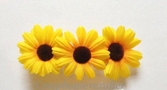 Sunflower Hair Clip 5.77$
