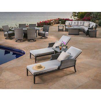 Lago Brisa 16 Piece Estate Collection Deep Seating Outdoor