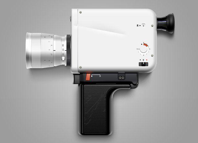 Super 8mm Film Camera | Stopmotion. | Pinterest | Film camera ...