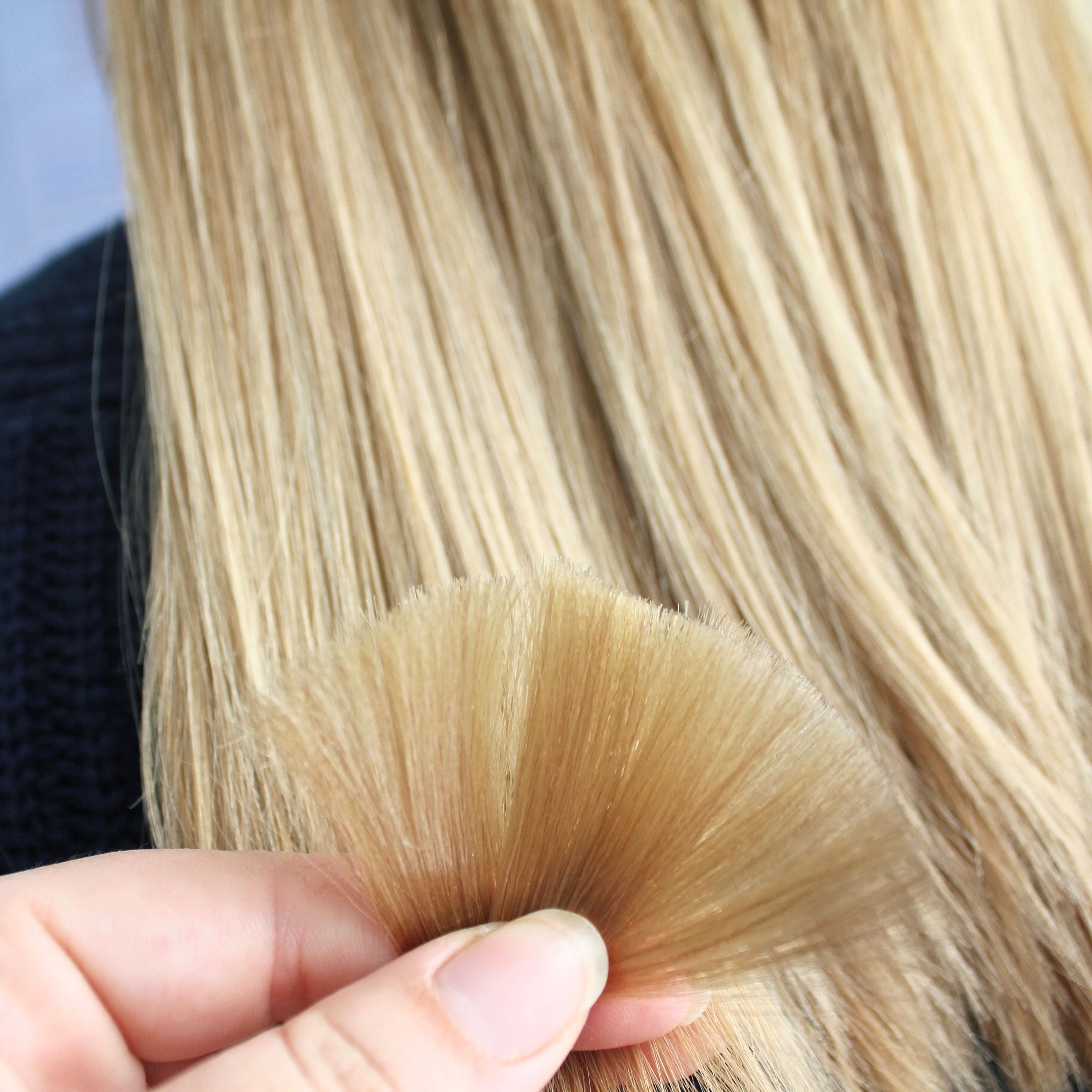 Hair Swatch Vs Hair Colour When It Does Exactly What It Says On
