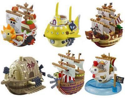 Coin Bank One Piece Marine Ship Chara Bank