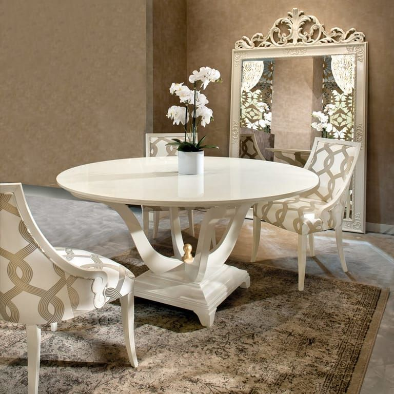 Italian Designer Dining Table And Chairs Set Juliettes Interiors