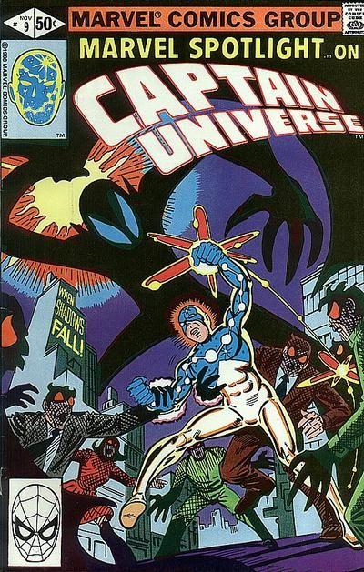 THE AMAZING POWER OF STEVE DITKO'S ON CAPTAIN UNIVERSE !!! http://beachbumcomics.blogspot.com/