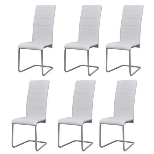 6xdesign Freischwinger Schwingstuhl Esszimmerstuhl Sitzgruppe Hochlehner Stuhle Sparen25 Com Sparen25 D Esszimmerstuhle Leder Esszimmer Stuhle Esszimmerstuhl