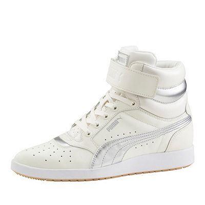 chaussure montante femme puma