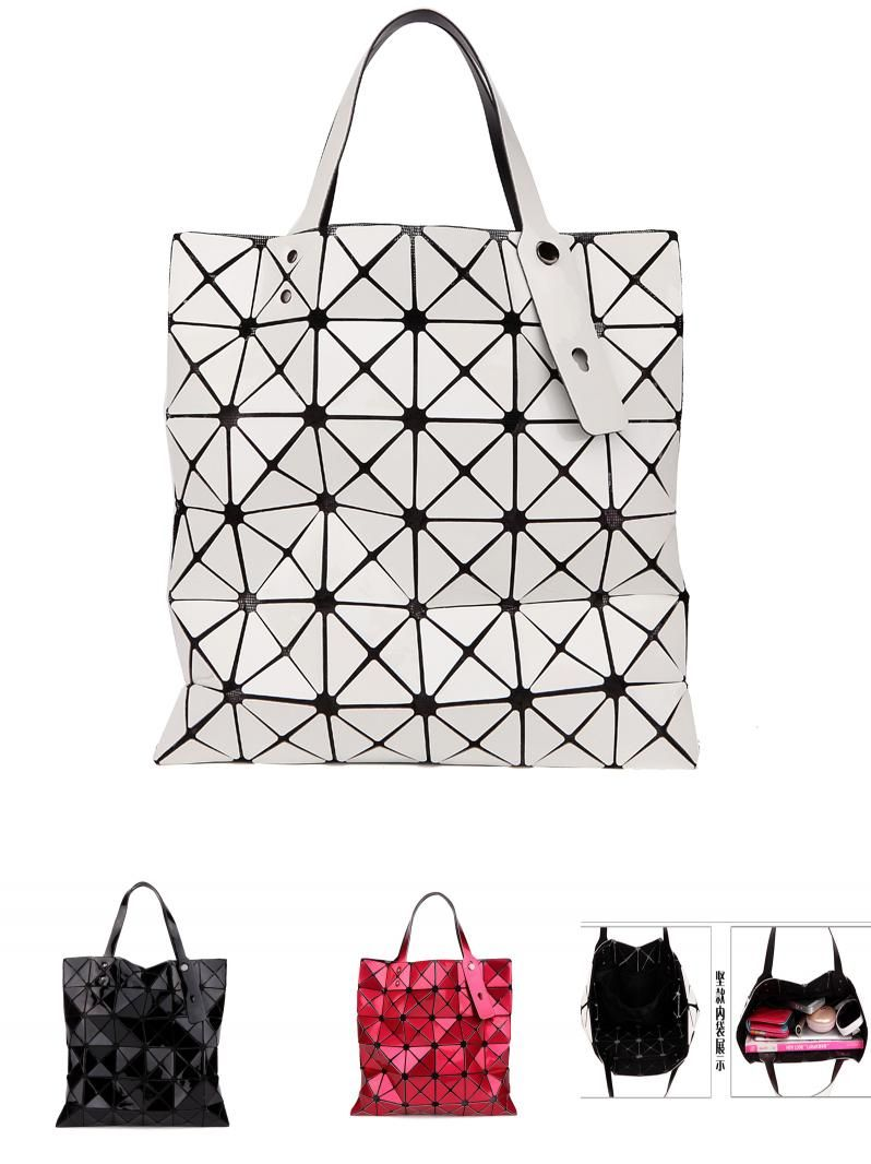 ... Bags by Luggage   Bag Collections.  Visit to Buy  2017 summer style new  fashion high quality women handbags laser triangle c2a5b29e05b5c