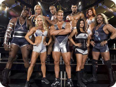 American Gladiators - Season 1 Cast | Gina Carano & Kacy