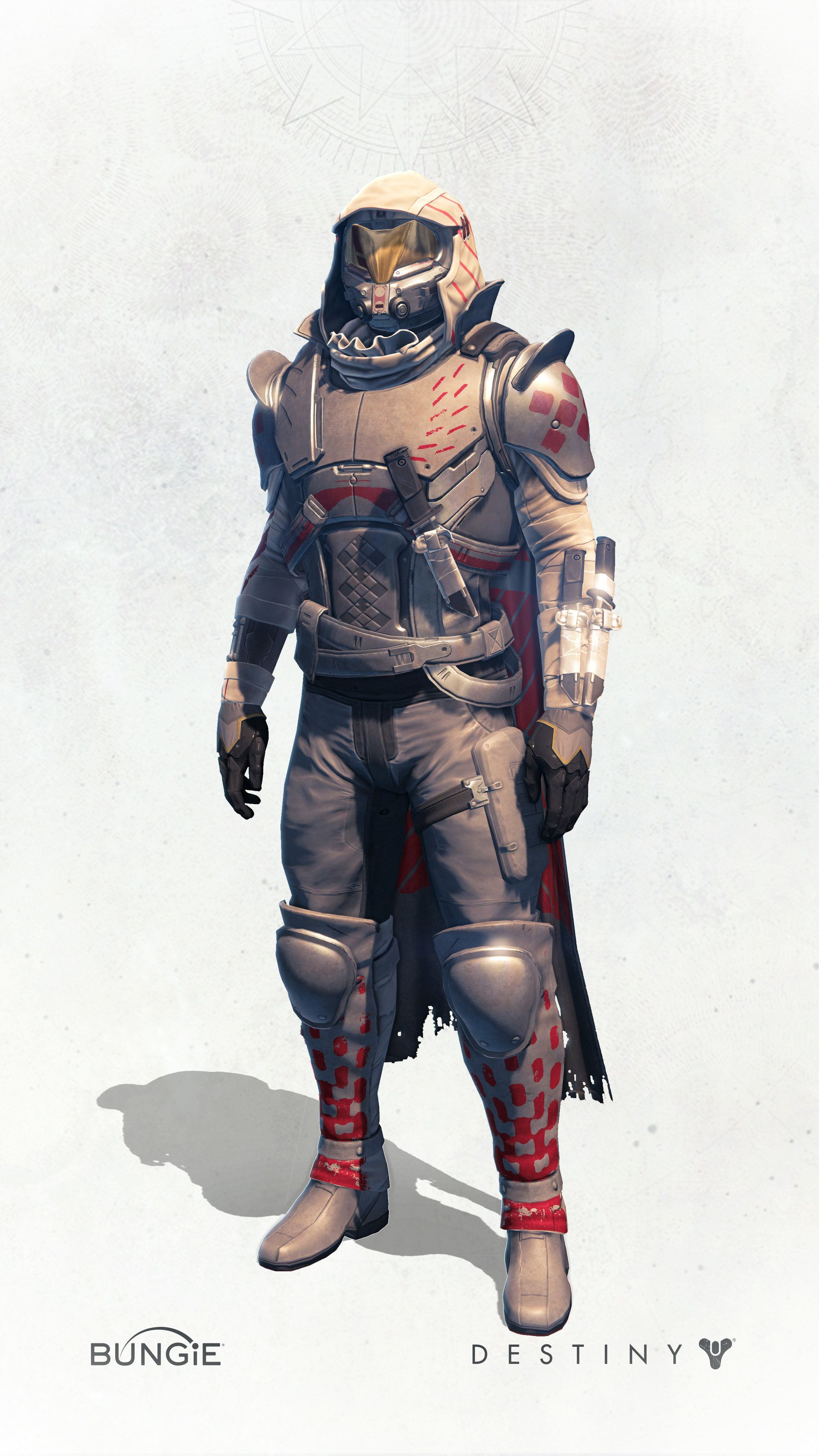Destiny House Of Wolves Hunter Gear Ian Mcintosh Destiny Cosplay Destiny Destiny Hunter