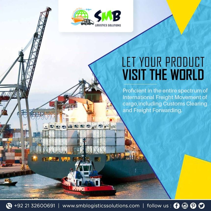 Proficient in the entire Spectrum of International Freight