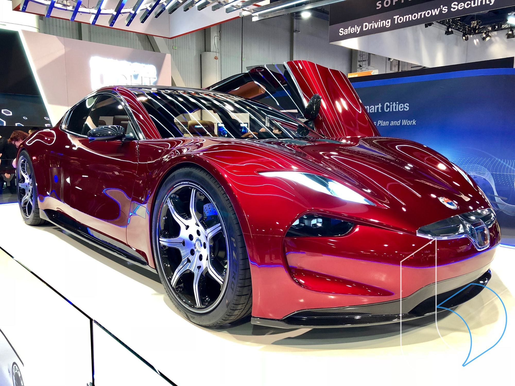 Fisker Emotion First Look A Gorgeous Sports Car With A Lot Of Promise Sports Car Electric Sports Car Car