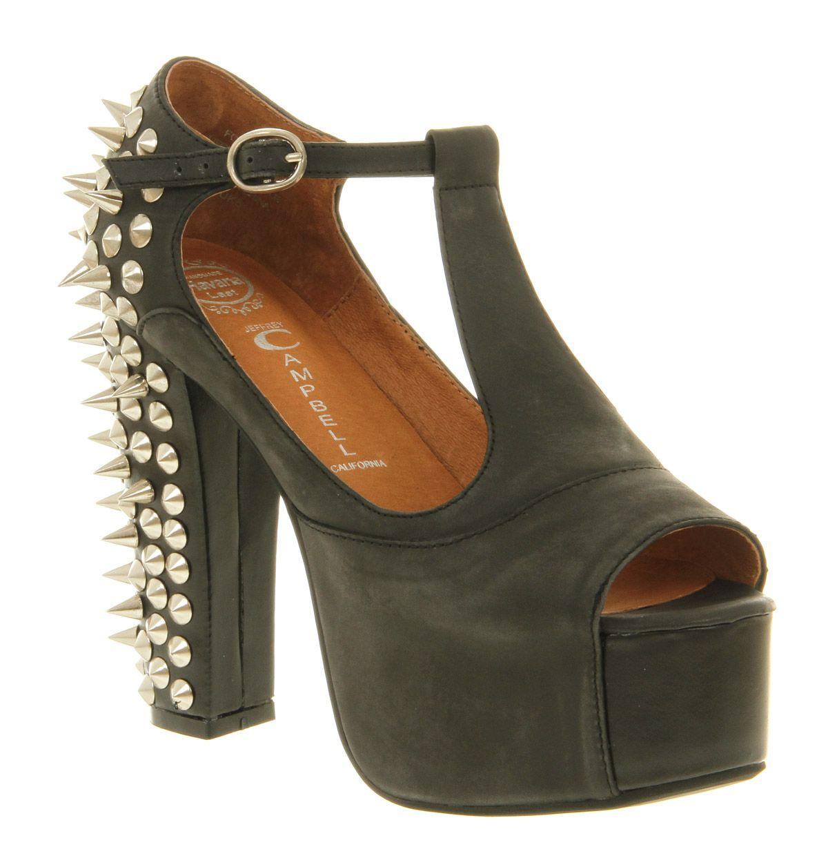 Foxy Metallic, Womens High Heels Jeffrey Campbell